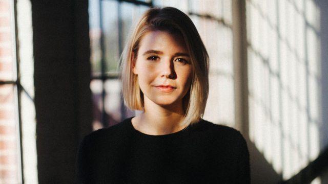 Headshot of Chelsea Steiger for Adweek's Creative 100
