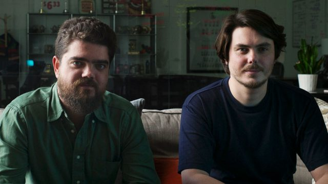 Headshot of Jean Zamprogno and Fernando Pellizzaro for Adweek's Creative 100