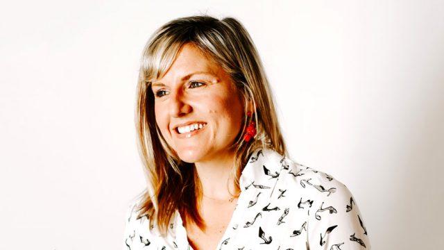 Headshot of Jen Smith for Adweek's Creative 100