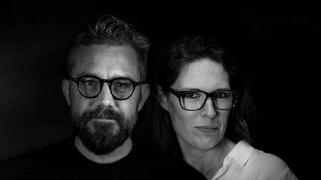 Photo of Levi Slavin and Maria Devereux