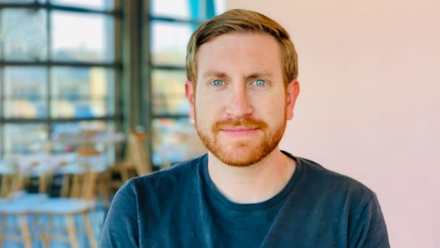 Headshot of Matt Talbot for Adweek's Creative 100