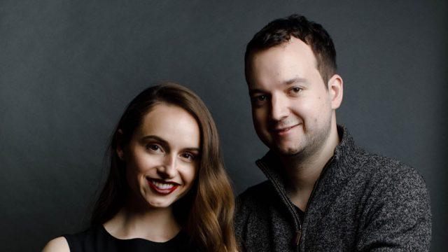 Headshot of Meryl Draper and Gaelan Draper for Adweek's Creative 100