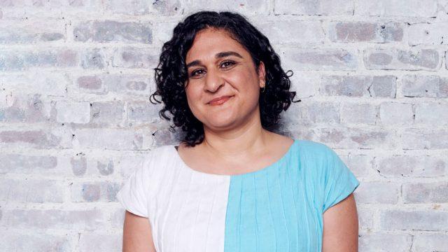 Photo of Samin Nosrat