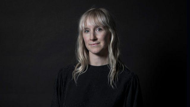 Headshot of Stephanie Butterworth for Adweek's Creative 100