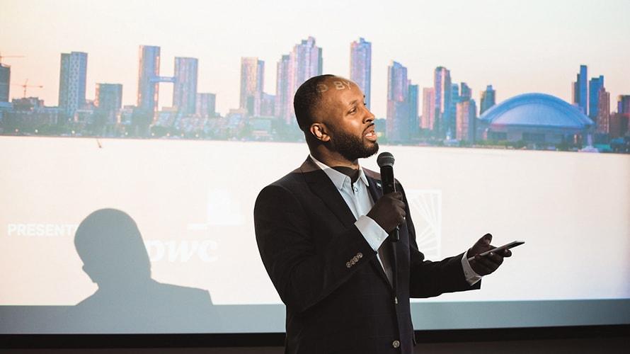 2018 Adweek Toronto Brand Star Ahmed Ismail
