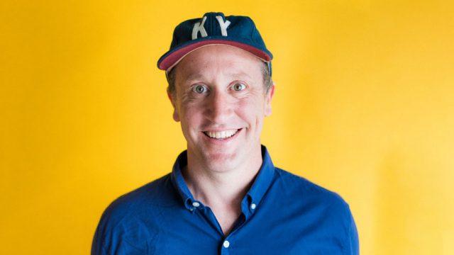 Headshot of Whit Hiler for Adweek's Creative 100