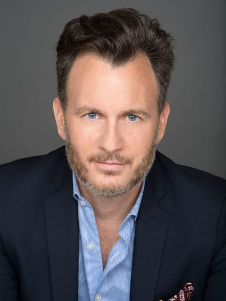 Headshot of JD Heyman for story about changes to Entertainment Weekly