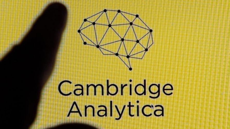 cambridge analytica logo facebook privacy data breach case