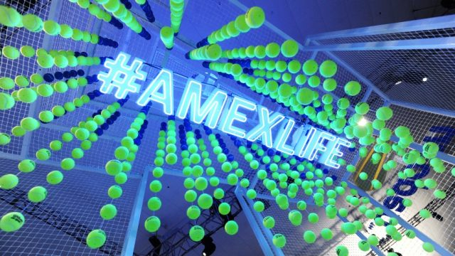 amex logo activation