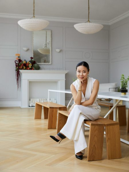 Peach & Lily founder and CEO Alicia Yoon