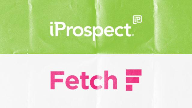 fetch iprospect aegis dentsu network