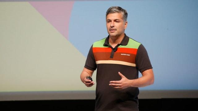 Fernando Machado, CMO of Burger King