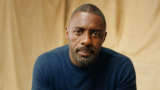 Actor Idris Elba narrates an award-winning ad