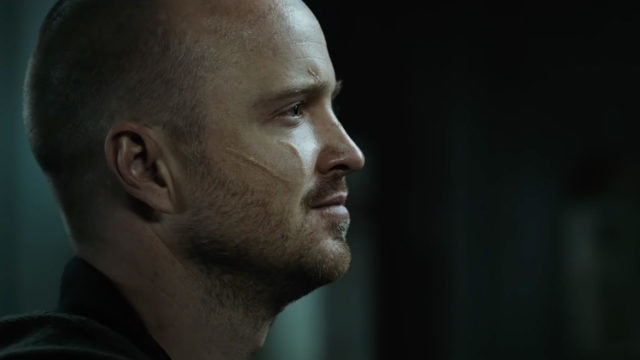 jesse pinkman aaron paul el camino breaking bad movie trailer