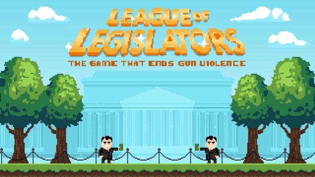 League of Legislators video game from Brady