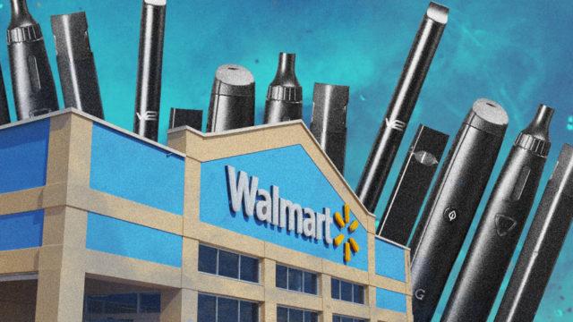 walmart vaping public health risk e-cigarettes