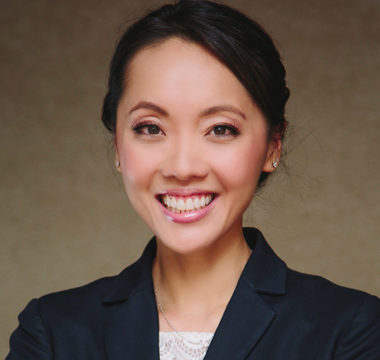 Photo of Andrea Cherng
