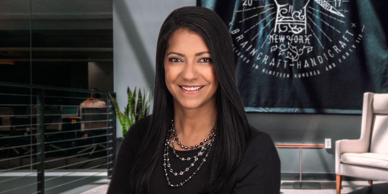 Kiran Smith, former Arnold CEO