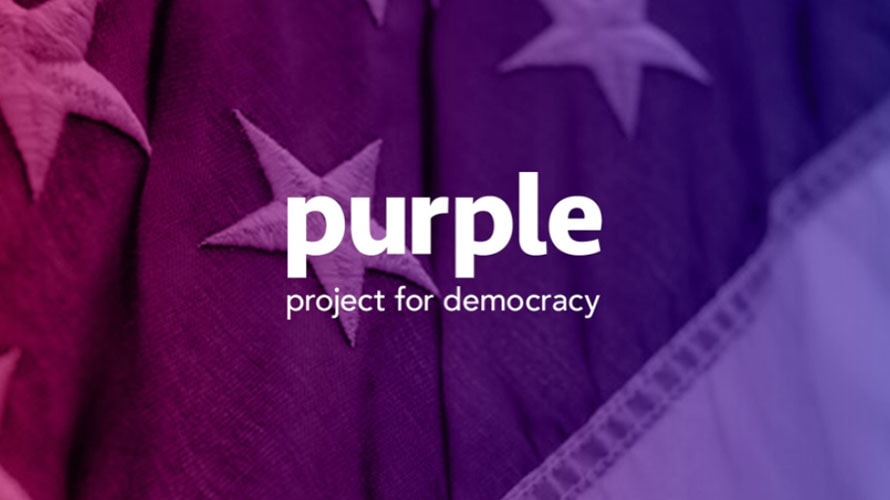 Purple Project for Democracy