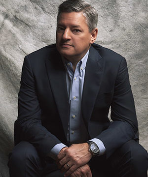 Photo of Ted Sarandos