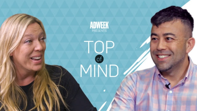 Nadine Dietz, Top of Mind logo, Brad Hiranaga