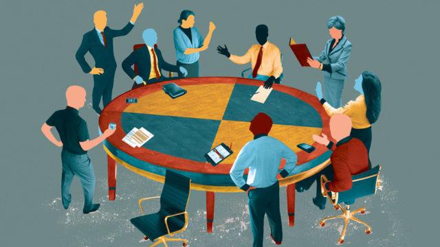 At CES, marketing executives discuss economic considerations.
