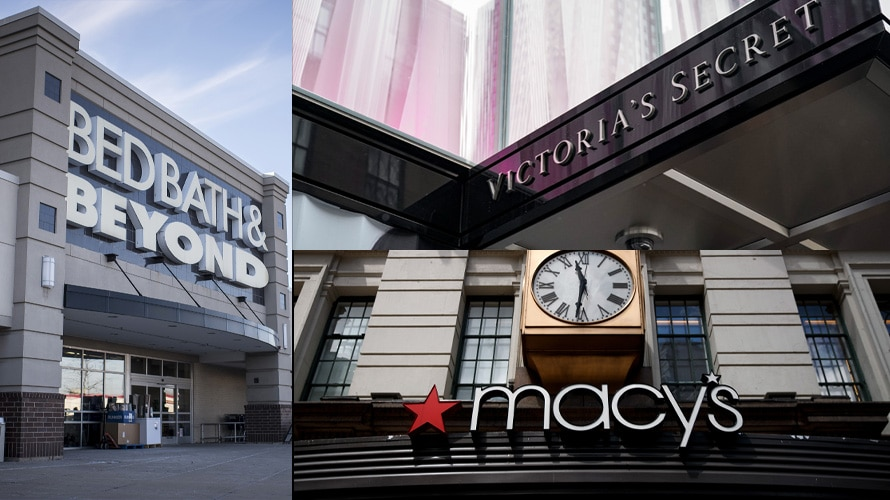 storefronts of Macy