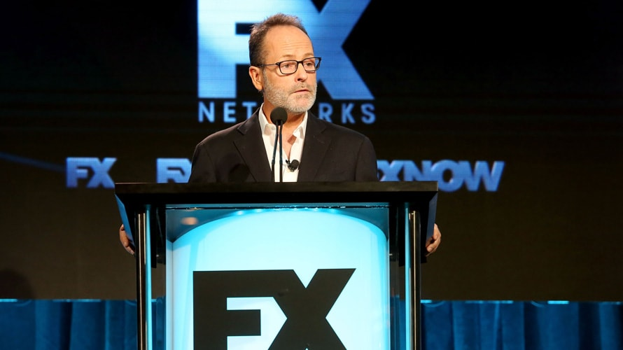 john landgraf the chairman of FX Networks