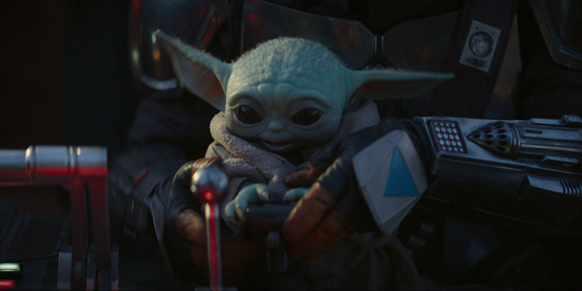 baby yoda, or the child if you will