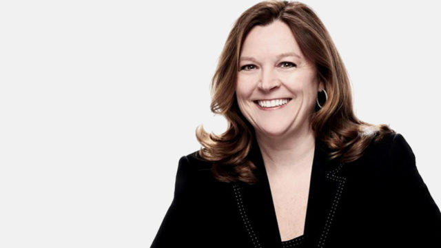 Lynn Schlesinger joined the company last year as group vice president, brand and demand marketing.
