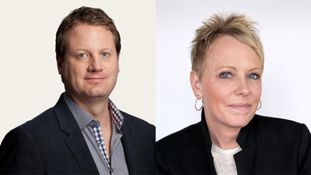 Mcgarrybowen names Jamie Shuttleworth U.S. chief strategy officer and Shawna Ross Chicago chief strategy officer.