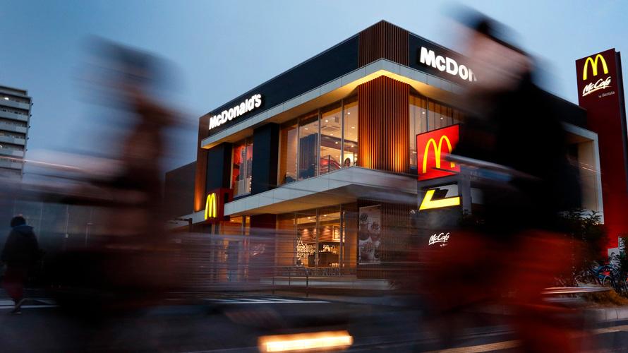a mcdonald