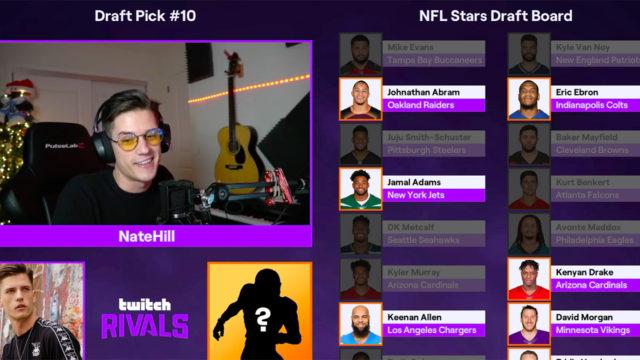 A screengrab of the Verizon Super Bowl sponsorships