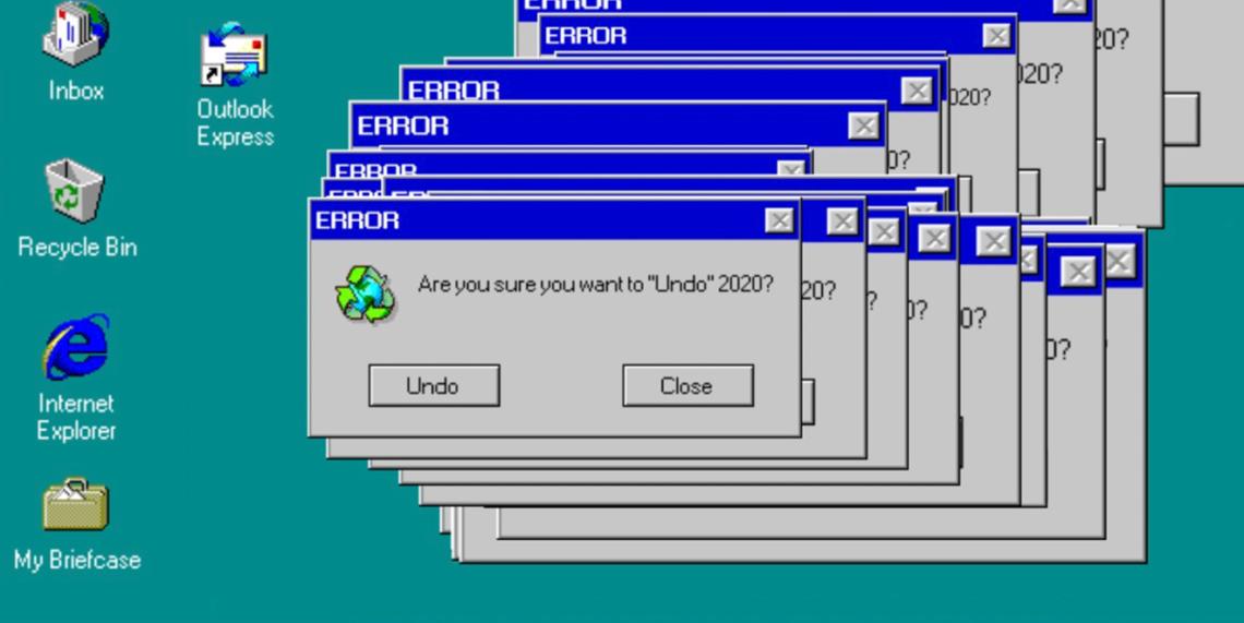 infinite windows error boxes