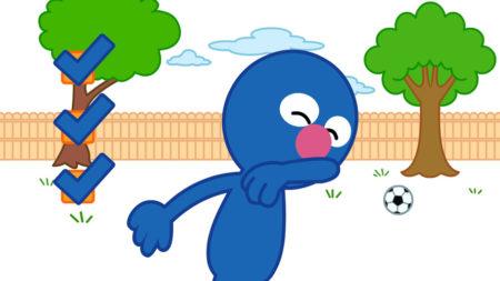 Grover sneezing