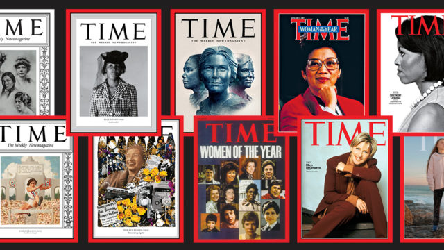 A selection of Time
