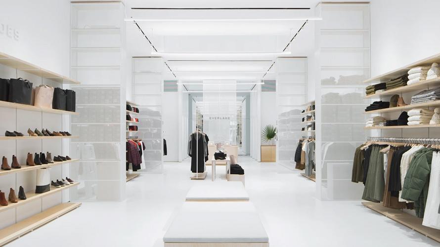 everlane showroom