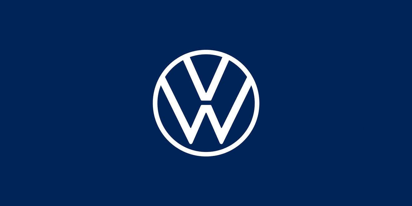 new volkswagen logo