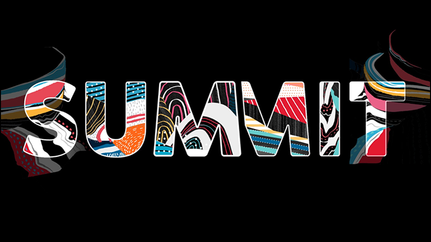 The logo design for Adobe Summit 2020 - The Digital Experience Conference