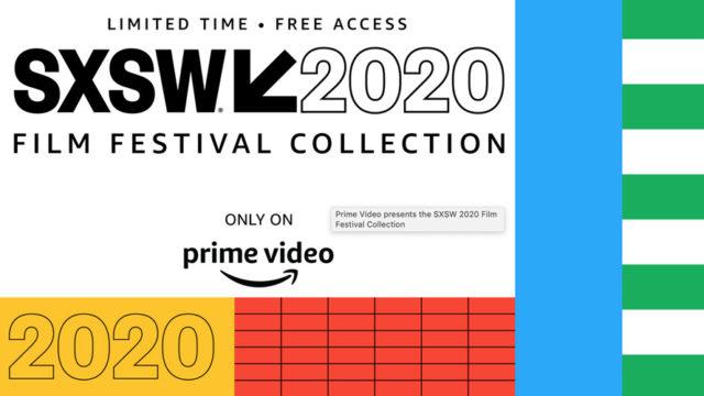 sxsw film festival 2020 flier