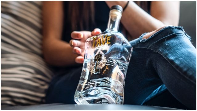 Picture of YaVe bottle