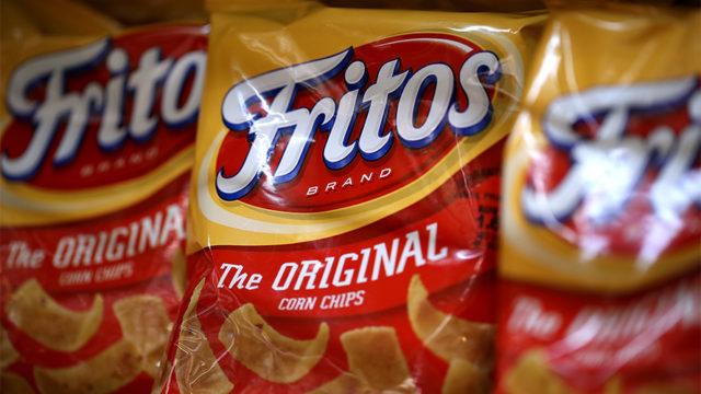 bags of Fritos