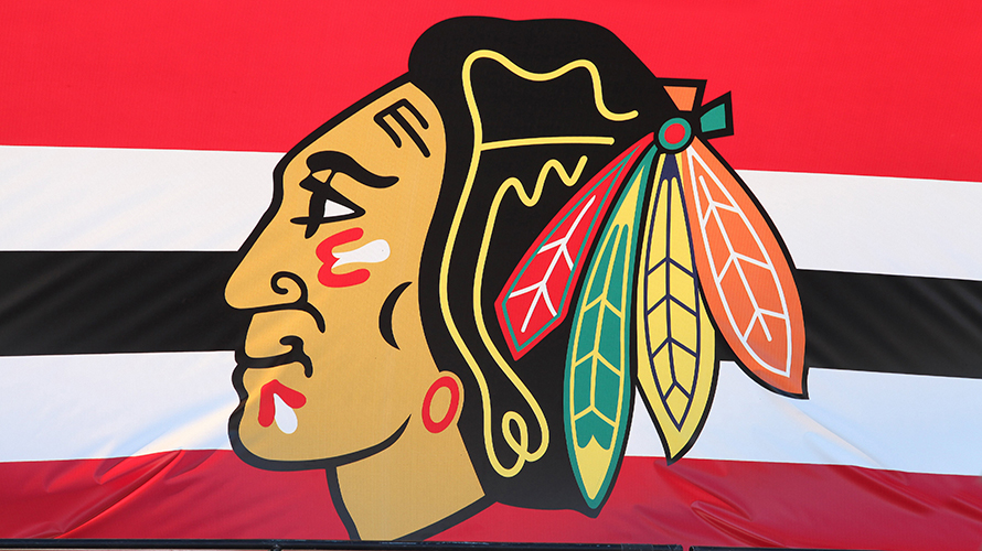 chicago blackhawks team logo