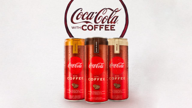 coca-cola coffee