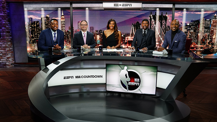 Photo from the NBA Countdown
