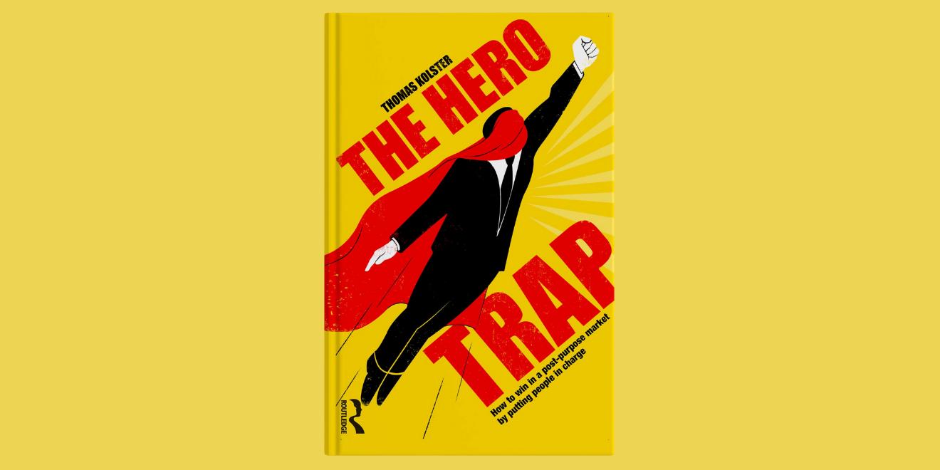 the hero trap book cover