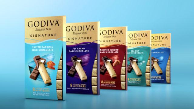Photo of Godiva chocolates