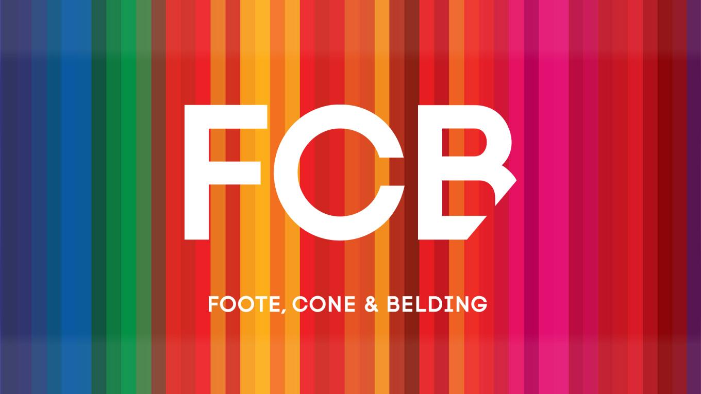 The FCB logo