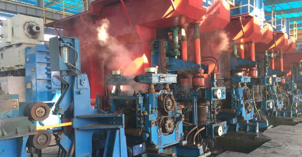 short-stress-rolling-mill