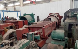 side loop before wire rod rolling mill